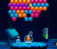 Bubble Shooter Academy