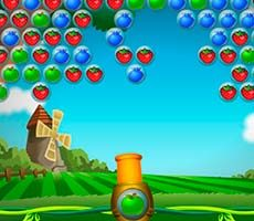 Fruit Bubble Shooter