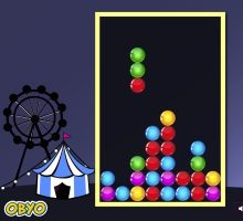 Tetris Bubble Shooter