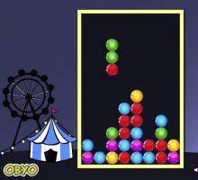 Tetris Bubble Shooter